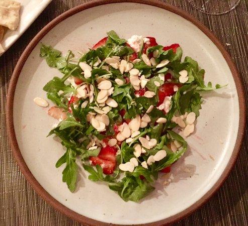 Kinston, NC: Strawberry Salad