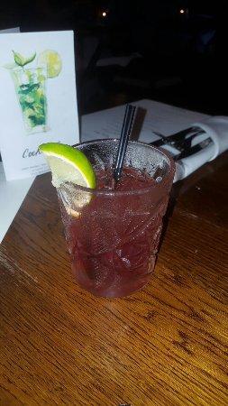 Repton, UK: Cocktail