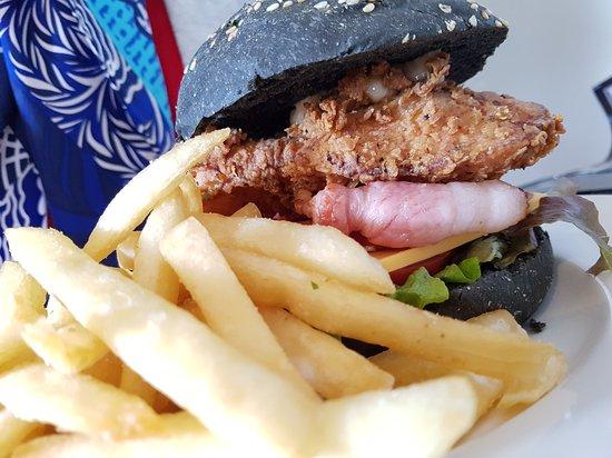 Great Western, Avustralya: Burgers