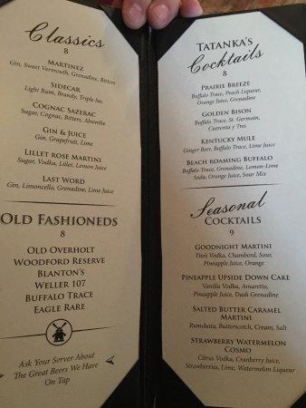Decatur, Ιλινόις: Cocktails