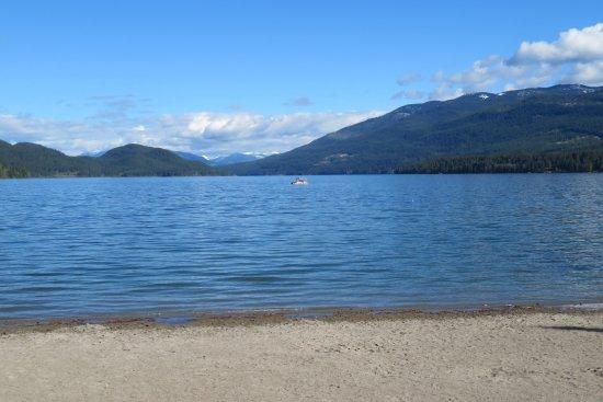 Whitefish, MT: Beautiful view