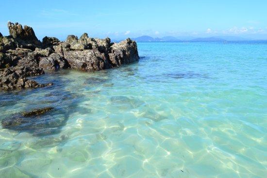 Khai Island: водичка
