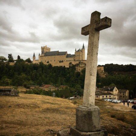 Iglesia de la Vera Cruz: Vistas desde la Iglesia