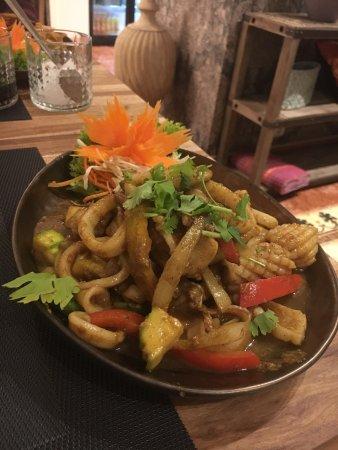 Waregem, Belgien: Restaurant Big Buddha