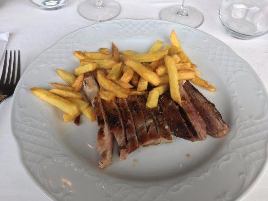 Boadilla del Monte, Spanien: Carne espectacular