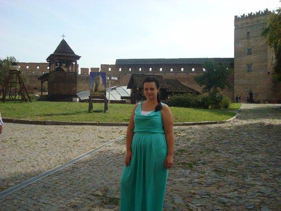 Lutsk, Ukraine: замок Любарта