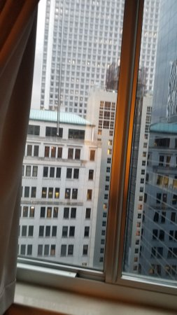 DoubleTree by Hilton Hotel New York City - Financial District: View from hotel room