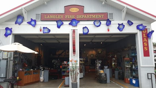 ‪‪Langley‬, واشنطن: Welcome to The Firehouse‬
