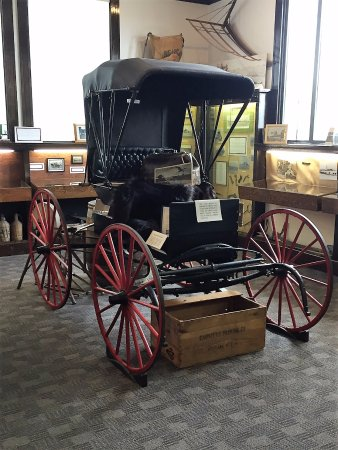 Pasco, WA: Doctor's Buggy from 1907