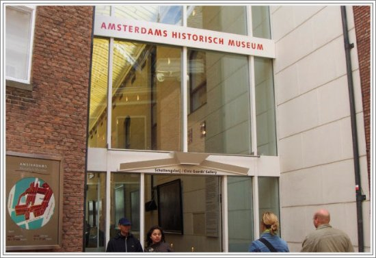 Amsterdam Museum: another section