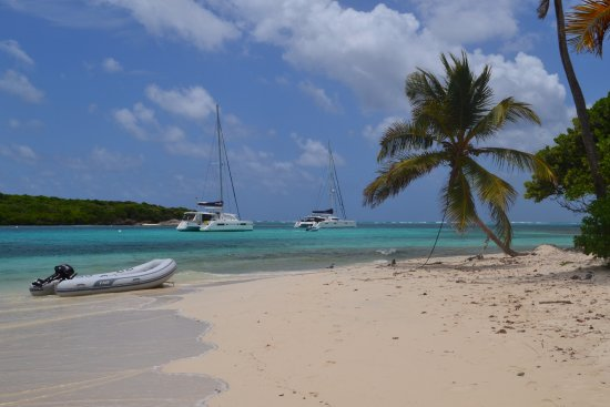 Simply Carriacou Island Tours : Lunch spot