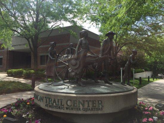 Mormon Trail Center at Historic Winter Quarters: photo0.jpg