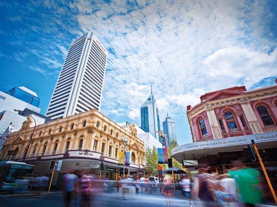 Citadines st georges terrace perth australie voir les for 55a swanview terrace south perth