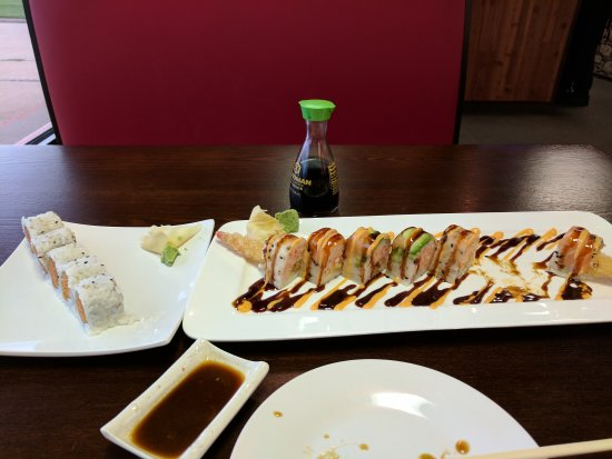 Fremont, NE: Ninja Steak and Sushi