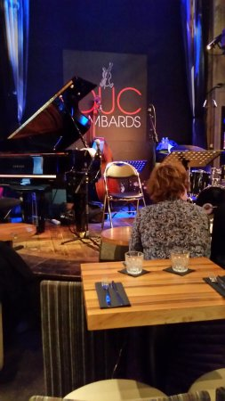 Duc des Lombards : Intimate jazz club