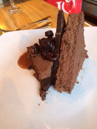 Okemos, MI: Chocolate Mousse Cake
