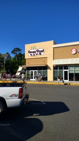 Canopy Road Cafe store front. & Canopy Road Cafe store front. - Picture of Canopy Road Cafe ...