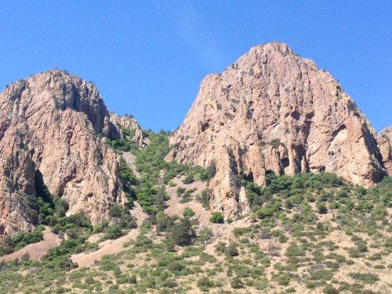 Alpine, TX: majestic