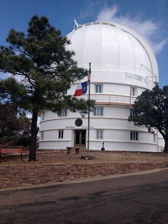 McDonald Observatory: Wanna be an astronomer!