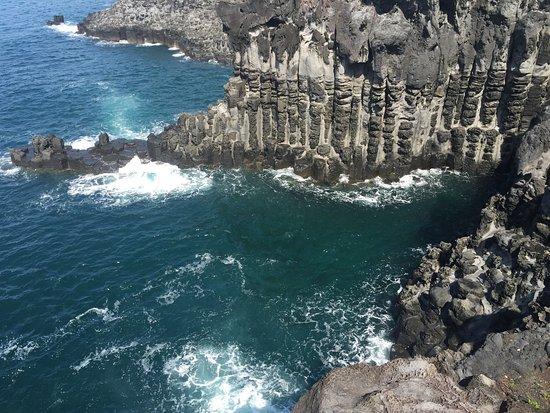 Daepo Haean Jusangjeolli Cliff: photo0.jpg
