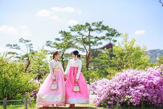 3355 Hanbok Rental Bukchon Hanok Village