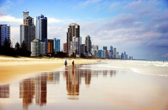 Gold Coast, Canal Cruise and Burleigh...