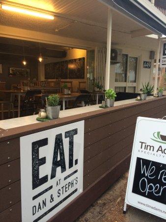 Dan And Steph S Restaurant Hervey Bay