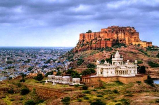 Tour privado de Jodhpur City y...