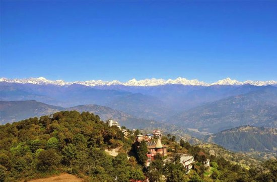 Full-Day Tour of Nagarkot from...