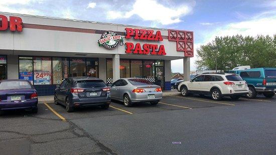 New York Pizzeria Denver Co Restaurant