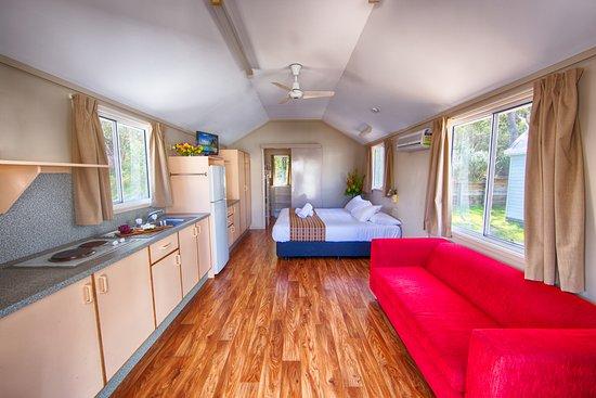 Anna Bay, Австралия: Parkview Cabin