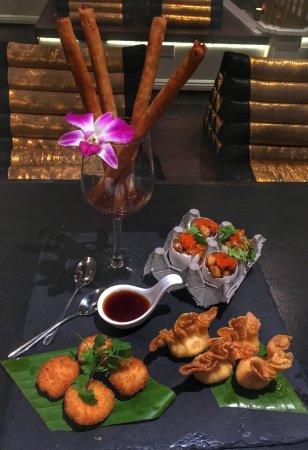 Noi Thai Cuisine: Appetizer sampler