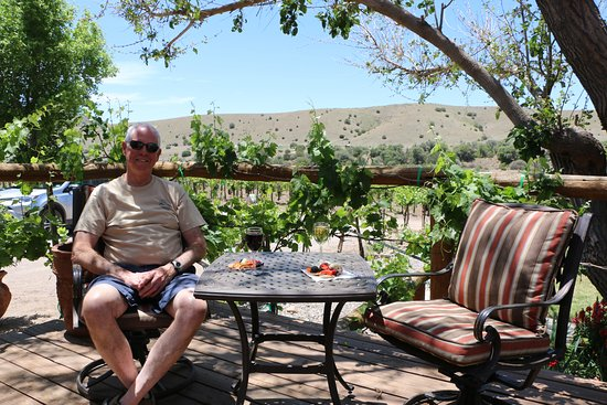 Silver City, Nuevo Mexico: Afternoon at the La Esperanza Winery