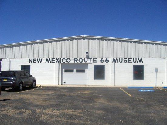 Tucumcari, NM: the museum