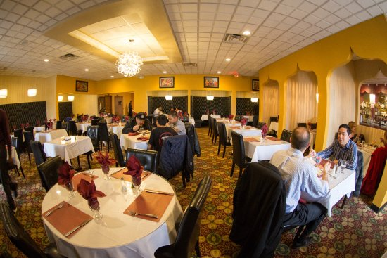 Wauwatosa, WI: lovely dinining hall