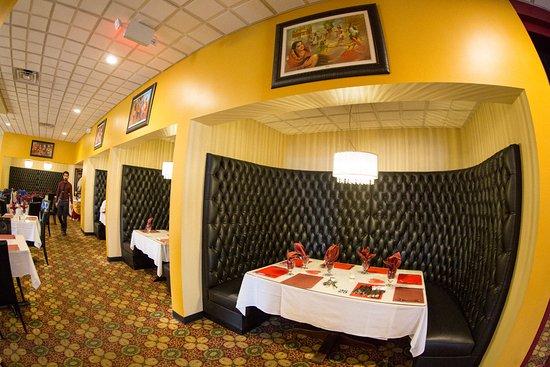 Wauwatosa, WI: booth