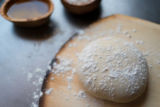 Ukiah, Californië: Nobody has dough like our dough...