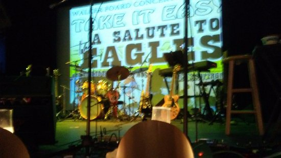"Oro Valley, AZ: Tribute to ""The Eagles"" The show was fantastic!"