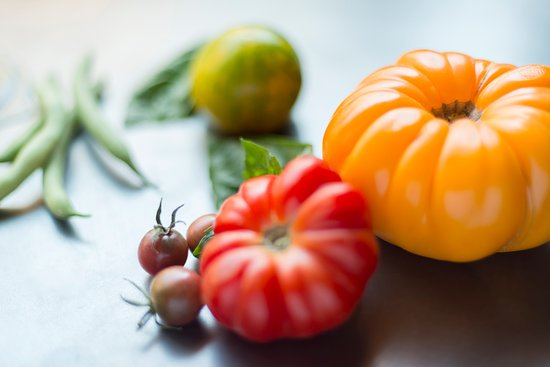 Saucy: Freshest ingredients all the time