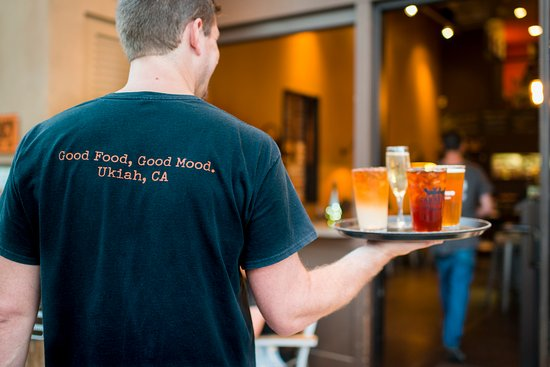 Ukiah, CA: Good Food, Good Mood