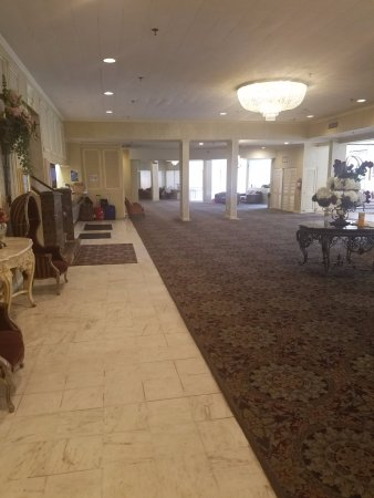 South Fallsburg, Estado de Nueva York: Lobby