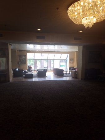 South Fallsburg, NY: Lobby