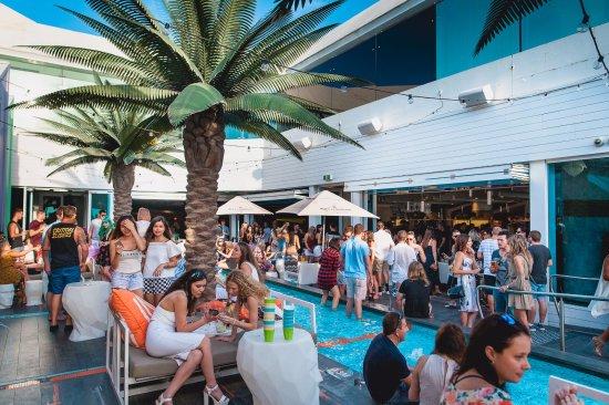 Scarborough, Australia: Pool Bar