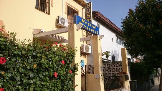Hostal Moscatel: Leuk hostel