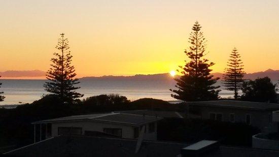 Ohope, Neuseeland: Sunrise