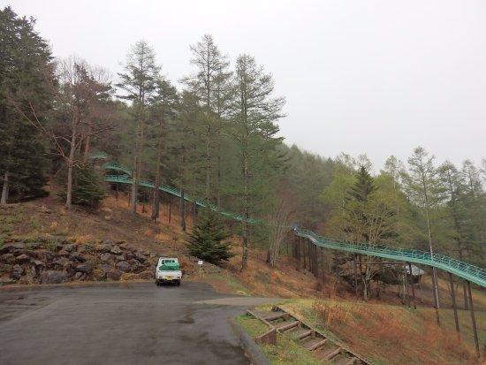 Kitaaiki-mura, ญี่ปุ่น: 滑り台