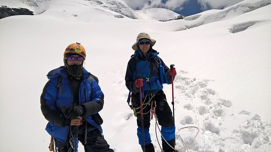 Kathmandu Valley, Nepal: Chulu West Peak Climbing