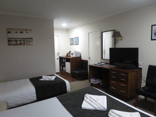 Country Comfort Amity Motel Albany: Room 36!