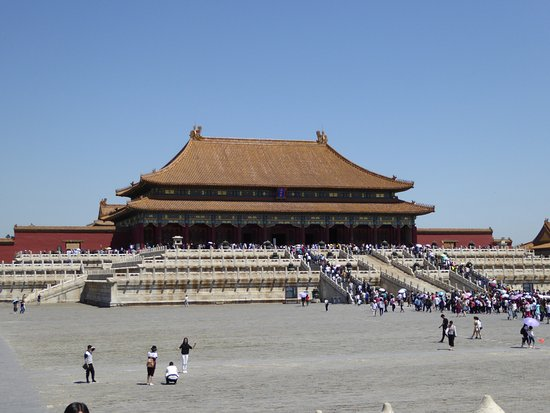 Best Group Tour Of Forbidden City And Tiananmen Square