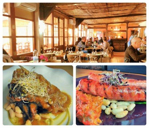 Cornudella de Montsant, Espanha: Un bon dinar